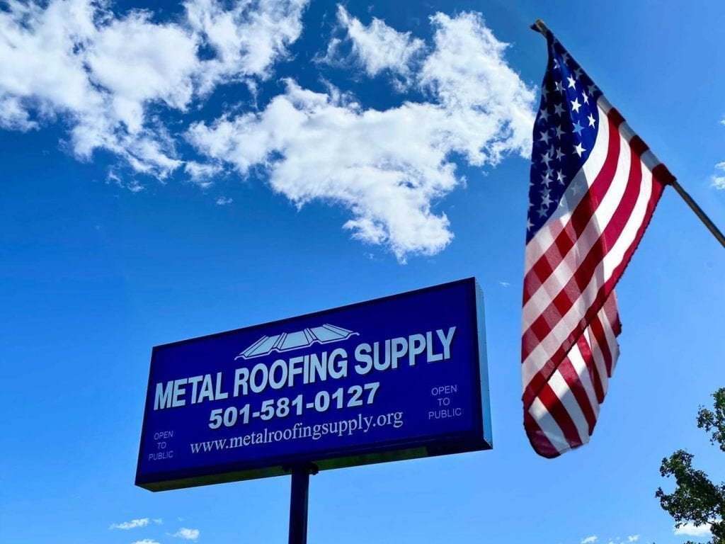 metal roofing supply